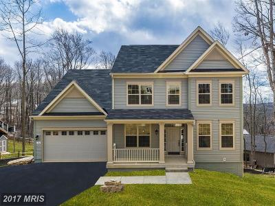New Market Single Family Home For Sale: 7140 Masters Road