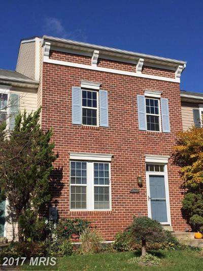 Frederick MD Townhouse For Sale: $269,900