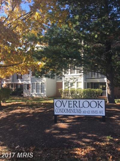 Frederick Condo For Sale: 603 Himes Avenue #103
