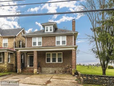 Middletown Single Family Home For Sale: 26 Main Street E