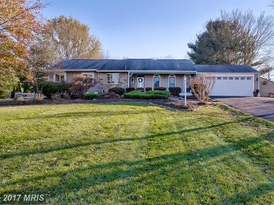 Ijamsville Single Family Home For Sale: 11293 Woodhaven Drive