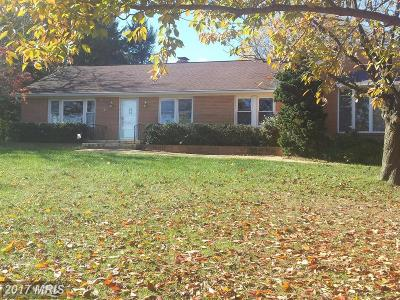 Frederick Rental For Rent: 5318 Dove Drive