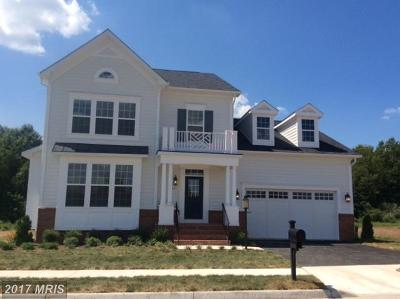 Frederick Single Family Home For Sale: Saxony Court