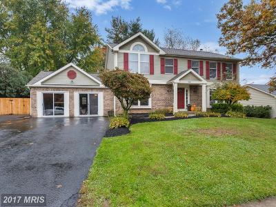 Walkersville Single Family Home For Sale: 216 Diamond Drive
