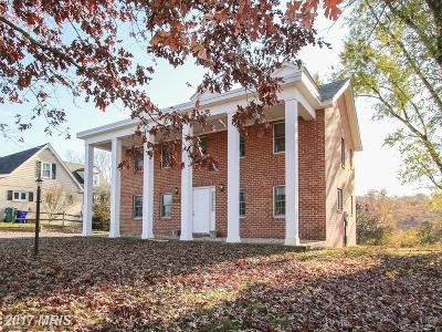 Ijamsville Single Family Home For Sale: 4743 Mussetter Rd.