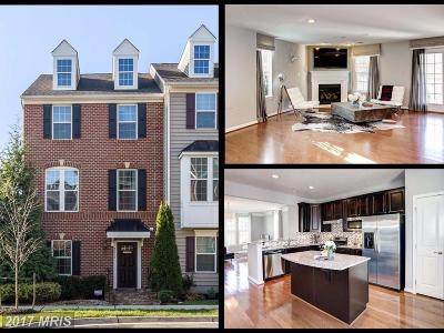Frederick Townhouse For Sale: 2613 Egret Way