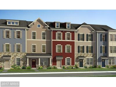 Frederick MD Townhouse For Sale: $323,675