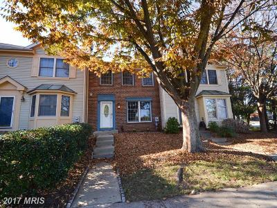 Frederick MD Townhouse For Sale: $234,900