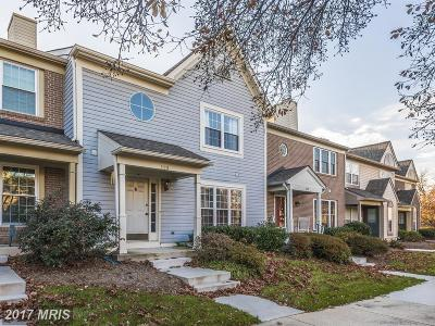 Frederick MD Townhouse For Sale: $205,000