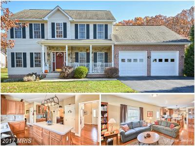 Thurmont Single Family Home For Sale: 19 Mantle Court