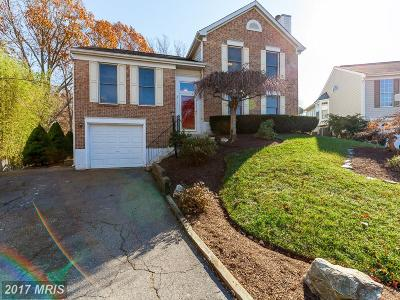 New Market Single Family Home For Sale: 5559 Wicomico Circle