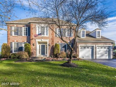 Frederick MD Single Family Home For Sale: $539,000