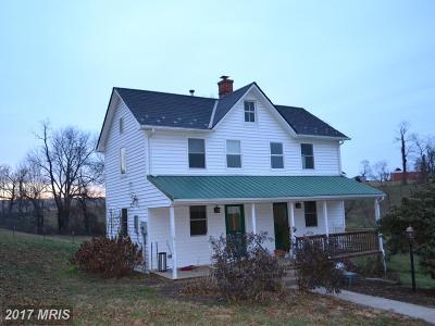 Farm For Sale: 5102 Mount Zion Road