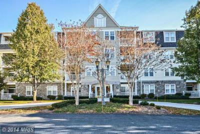 Condo/Townhouse Sold: 2500 Waterside Drive #318