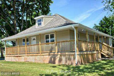 Single Family Home Sold: 11314 Hessong Bridge Road