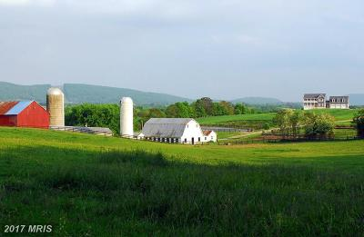 Farm For Sale: 3830 Horine Road