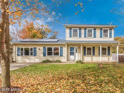 Walkersville Single Family Home For Sale: 9508 Highlander Boulevard