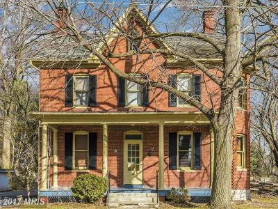 Walkersville Single Family Home For Sale: 22 Fulton Avenue