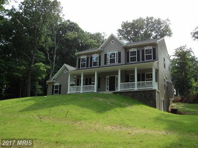 Frederick Single Family Home For Sale: 16398 Raven Rock Road