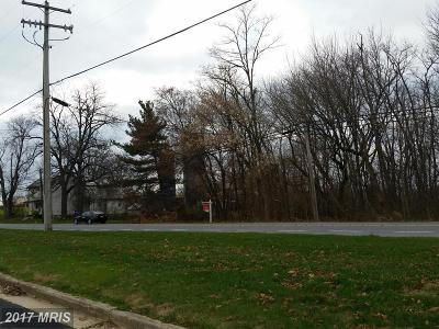 Frederick Residential Lots & Land For Sale: Liberty Road
