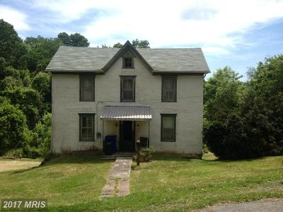 Frederick Single Family Home For Sale: 222 5th Avenue