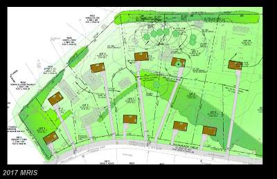 Frederick MD Residential Lots & Land For Sale: $699,900