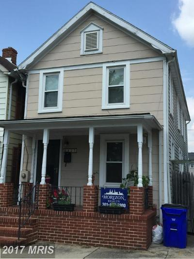 Frederick Single Family Home For Sale: 427 Bentz Street