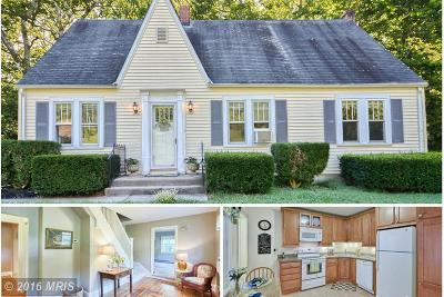 Single Family Home Sold: 11231 Wolfsville Road