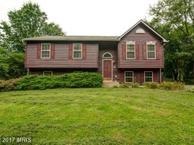 Frederick Single Family Home For Sale: 6930 Meadowlake Road