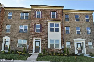 Monrovia Townhouse For Sale: 4415 Weald Place