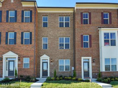 Monrovia Townhouse For Sale: 4413 Weald Place
