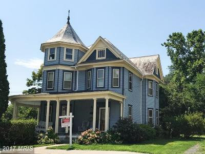 Thurmont Single Family Home For Sale: 114 Main Street W