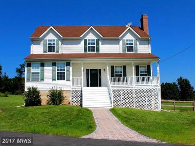 New Market Single Family Home For Sale: 6300 Boyers Mill Road