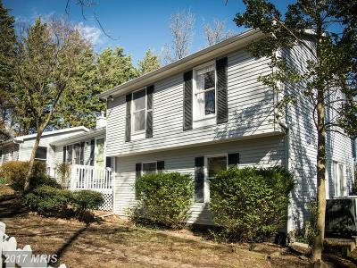 Mount Airy Single Family Home For Sale: 14318 Shirley Bohn Road