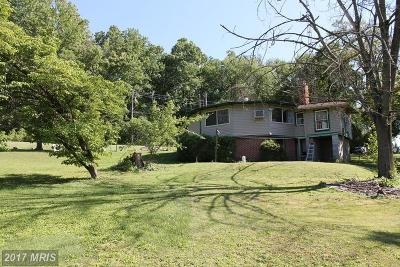 Frederick Single Family Home For Sale: 10306 Old Liberty Road