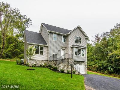 New Market Single Family Home For Sale: 6507 Nightingale Court