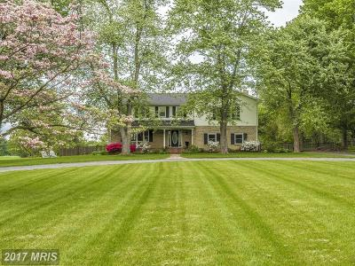 Middletown Single Family Home For Sale: 4316 Deer Spring Road