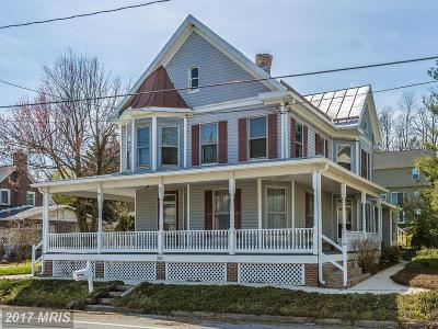 Frederick Single Family Home For Sale: 203 Main Street S