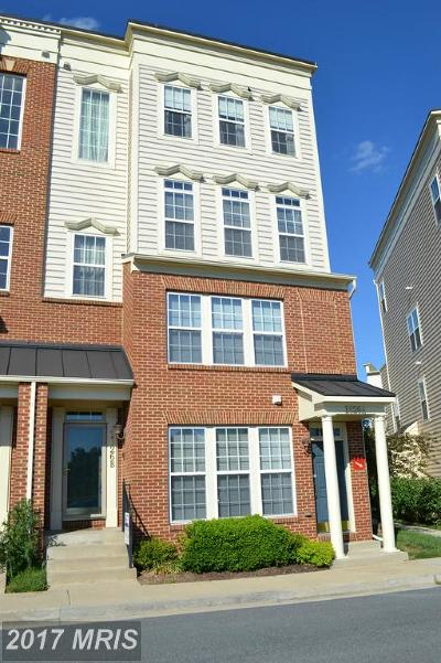 Frederick Duplex For Sale: 1826 Monocacy View Circle #50B