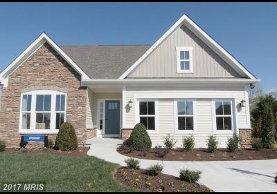 Frederick Single Family Home For Sale: 4706 Basilone Lane