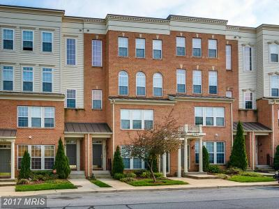 Frederick Townhouse For Sale: 1791 Wheyfield Drive #A