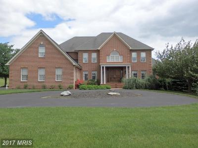 Frederick Single Family Home For Sale: 8404 River Meadow Drive