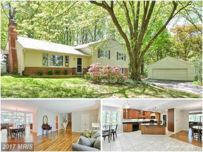 *Frederick County* Single Family Home For Sale: 8031 Gambrill Park Road