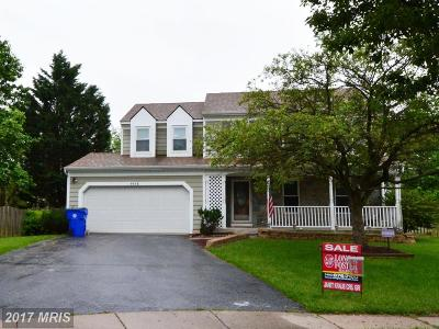 Frederick Single Family Home For Sale: 1432 Grouse Court