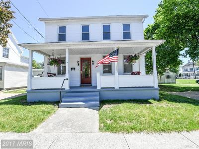 Thurmont Single Family Home For Sale: 6 Carroll Street N