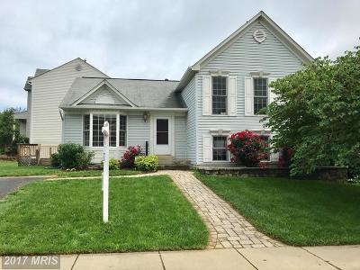 Frederick Single Family Home For Sale: 1741 Conrads Ferry Drive