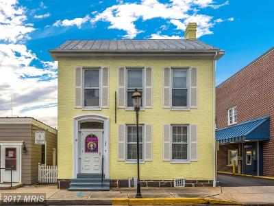 Frederick Single Family Home For Sale: 20 Main Street E