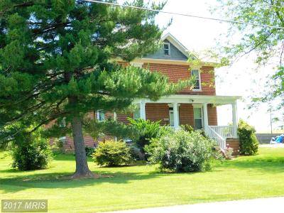 New Market Single Family Home For Sale: 6215 New London Road