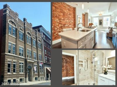 Frederick Condo For Sale: 20 Court Street N #101