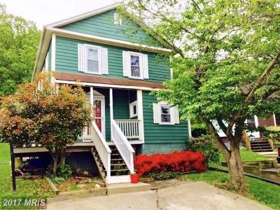 New Market Single Family Home For Sale: 6567 Edgewood Road